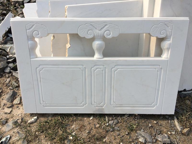 浮雕石欄板