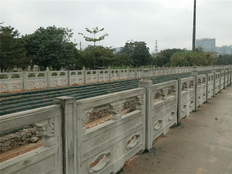 石材橋梁欄桿