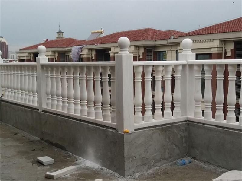 陽臺石欄桿