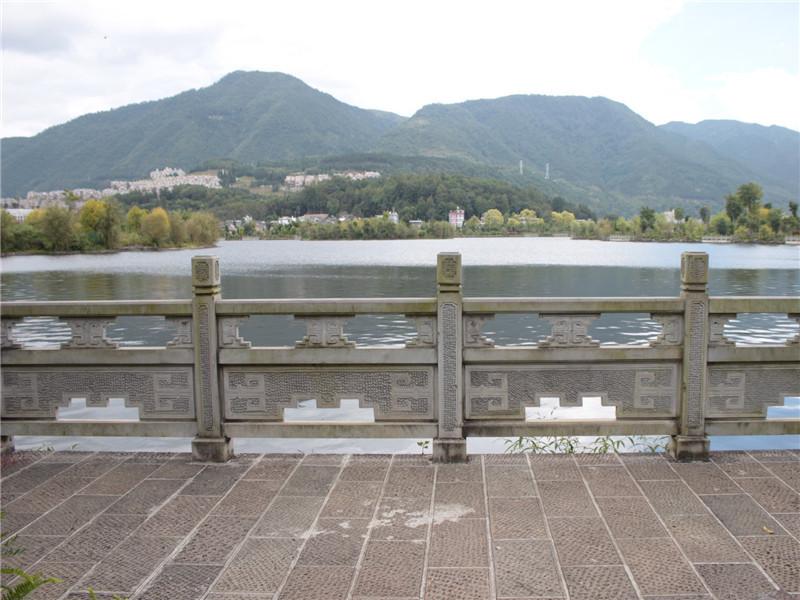 青石景觀欄桿