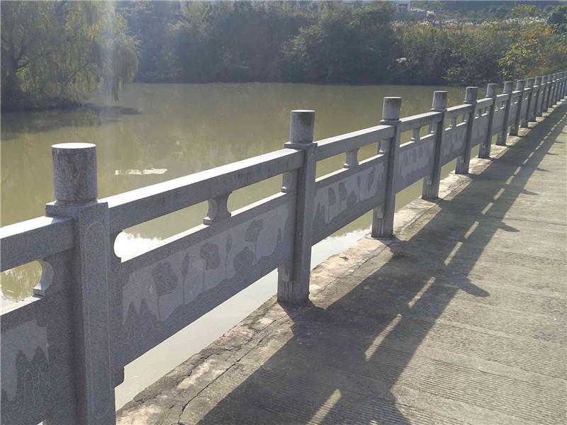 花崗巖橋欄桿